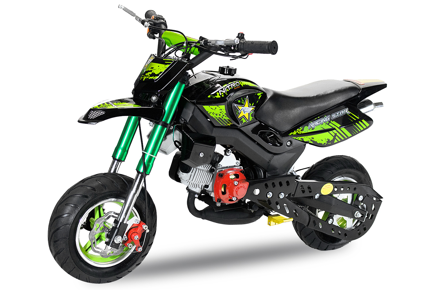 pocket bike nitoo hobbit 49cc motocross kindermotorrad. Black Bedroom Furniture Sets. Home Design Ideas