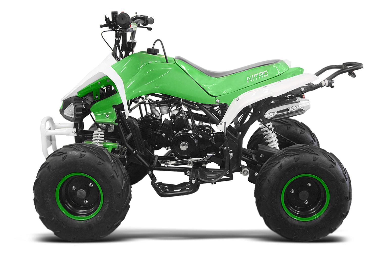 nitro speedy kinderquad speedy 125cc takt motocross. Black Bedroom Furniture Sets. Home Design Ideas