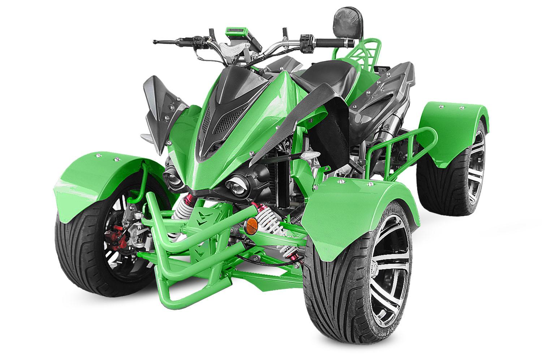 300cc Jingling Quad