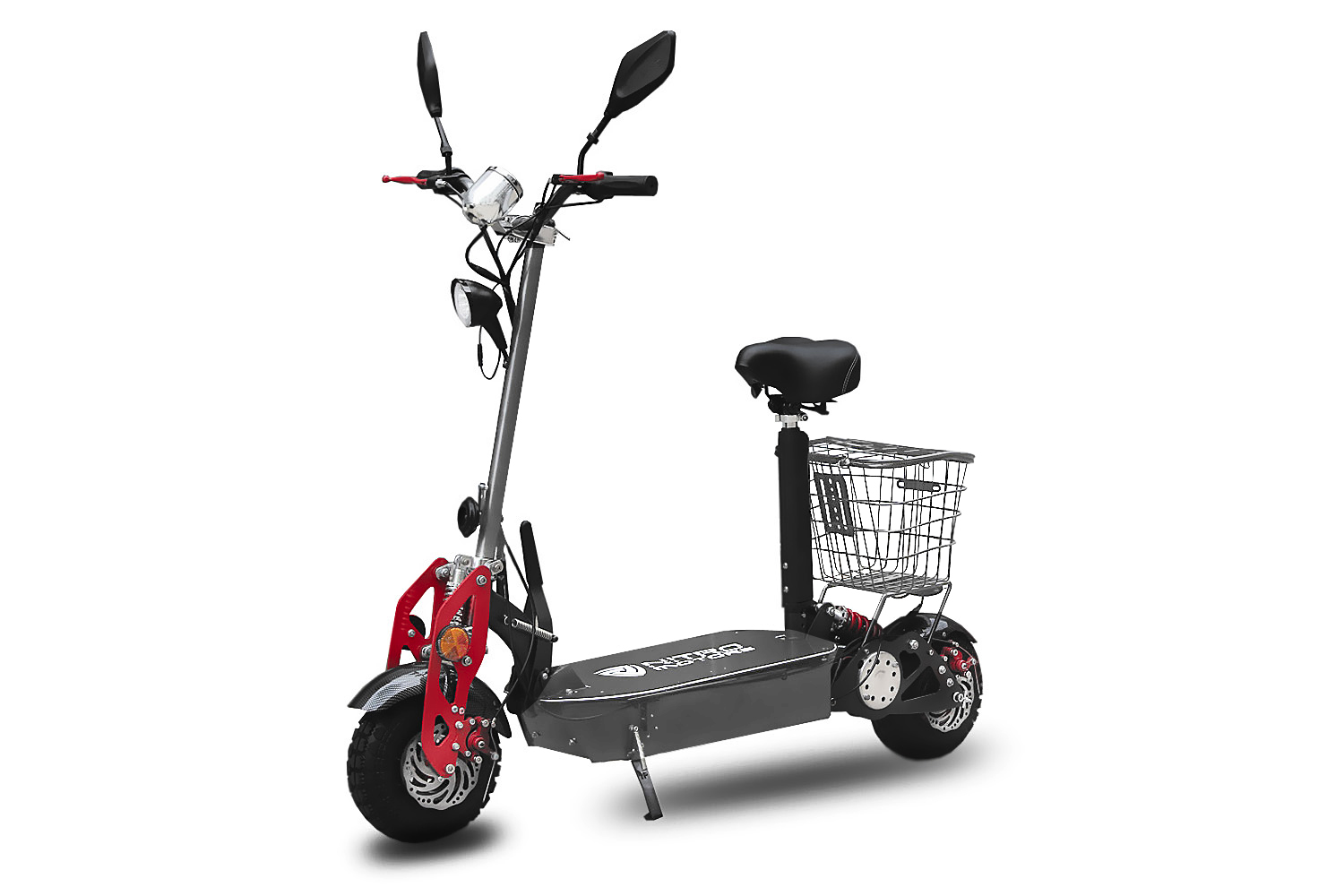 elektro scooter 36 volt 500 watt eec twister motocross. Black Bedroom Furniture Sets. Home Design Ideas