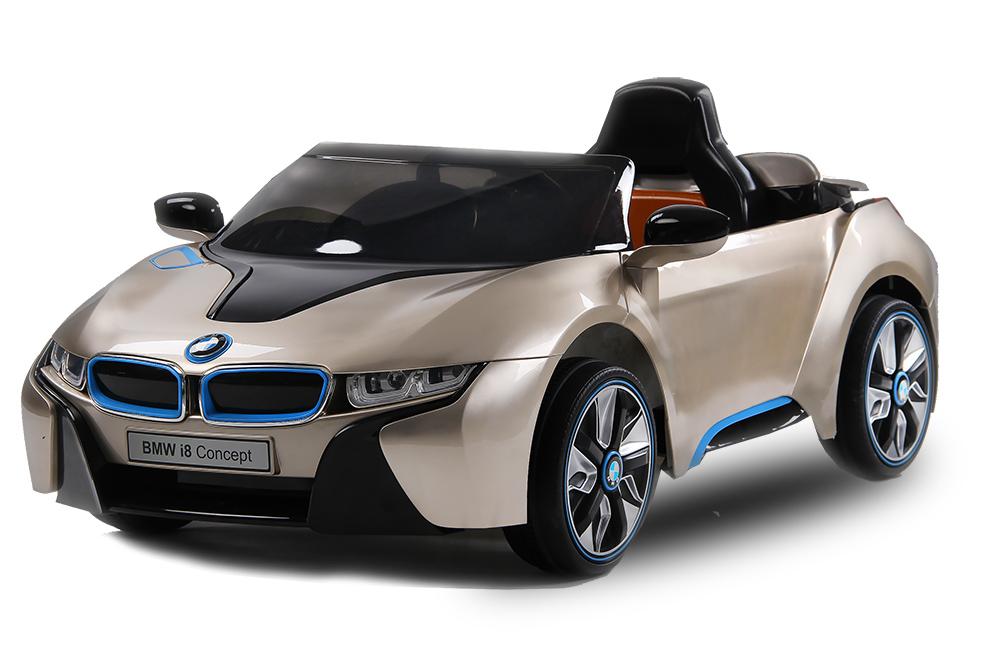 lizenz bmw elektro kinderauto bmw i8 2x 35w motor. Black Bedroom Furniture Sets. Home Design Ideas