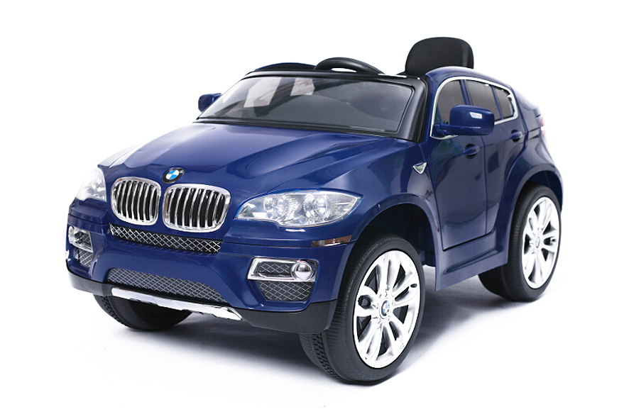 elektro kinderauto original bmw x6 2x 35w motor suv. Black Bedroom Furniture Sets. Home Design Ideas