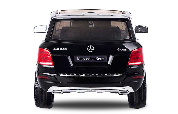 Lizenz elektro kinderauto mercedes benz glk300 2 x 35w for Mercedes benz junk yards miami