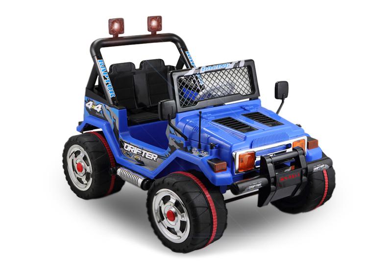 mohr onlinehandel lizenz elektro kinderauto jeep style. Black Bedroom Furniture Sets. Home Design Ideas