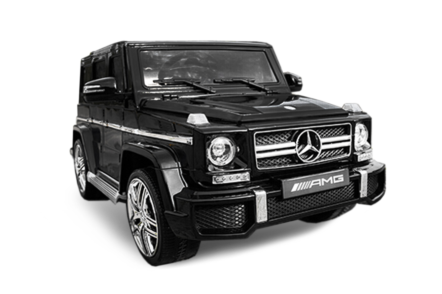 lizenz kinder elektro auto mercedes g63 deluxe suv wagen. Black Bedroom Furniture Sets. Home Design Ideas