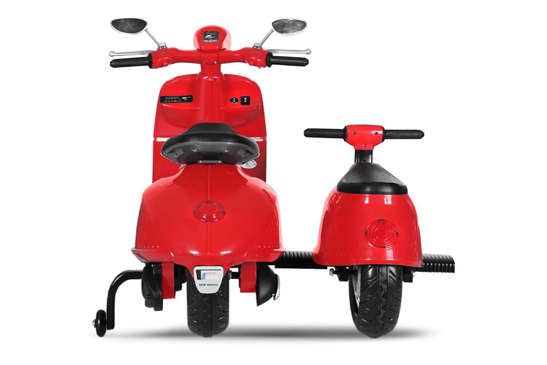 kinder elektro two seats city scooter. Black Bedroom Furniture Sets. Home Design Ideas