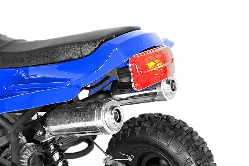 49cc Kinder Quad Anaconda Mit E Starter Getriebe Fb