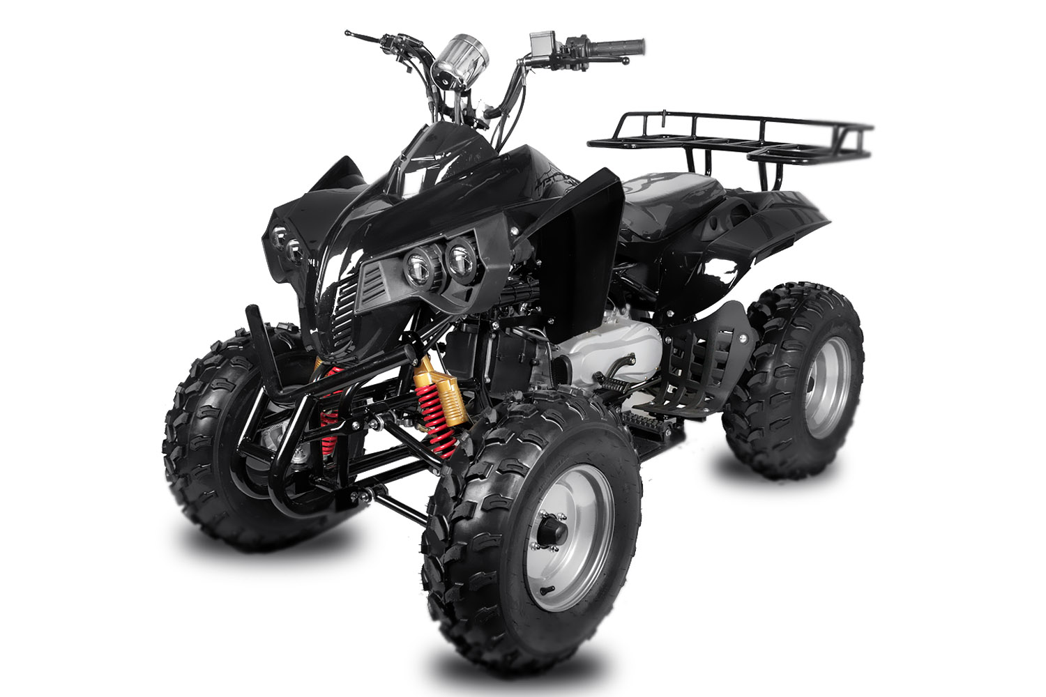 quad 150cc warrior variomatik 10 zoll motocross. Black Bedroom Furniture Sets. Home Design Ideas