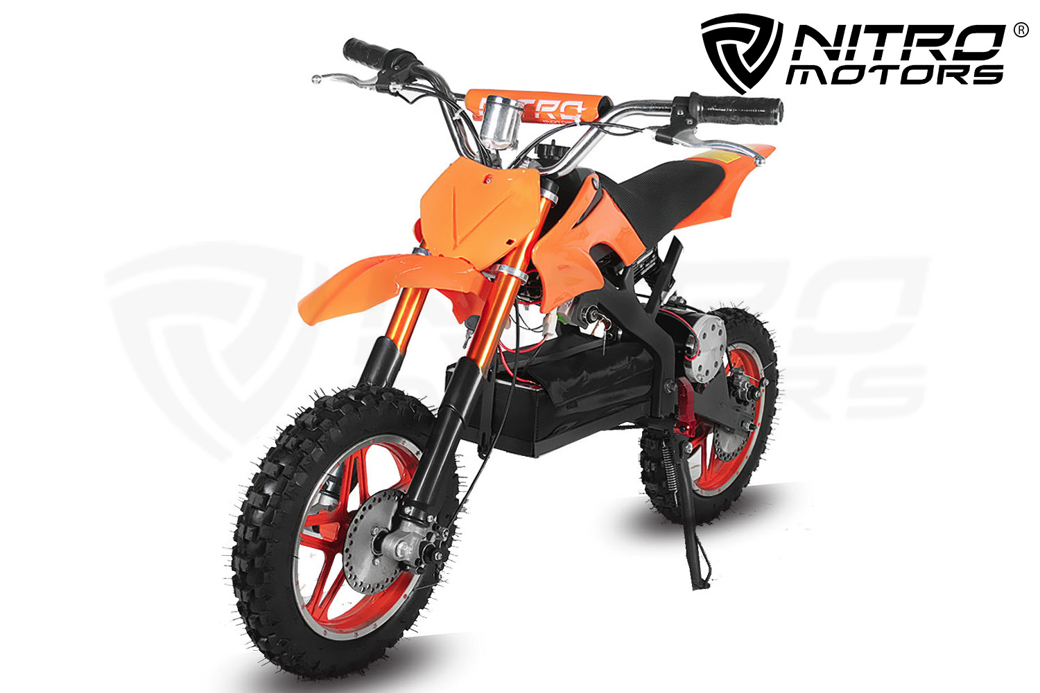 elektro dirt bike 36 volt 1000 watt nitro motocross. Black Bedroom Furniture Sets. Home Design Ideas