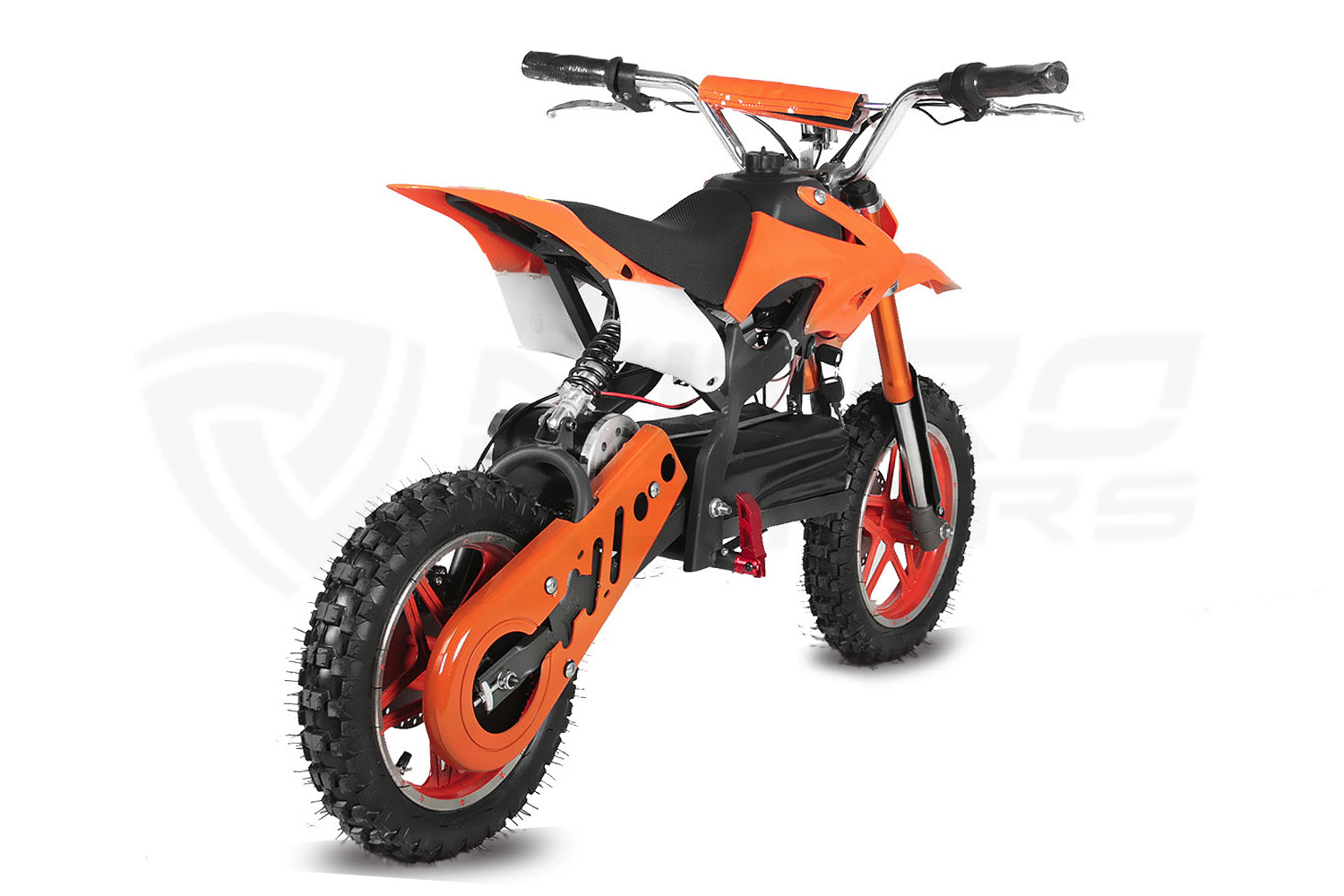 elktro dirt bike 36 volt 800 watt motocross. Black Bedroom Furniture Sets. Home Design Ideas