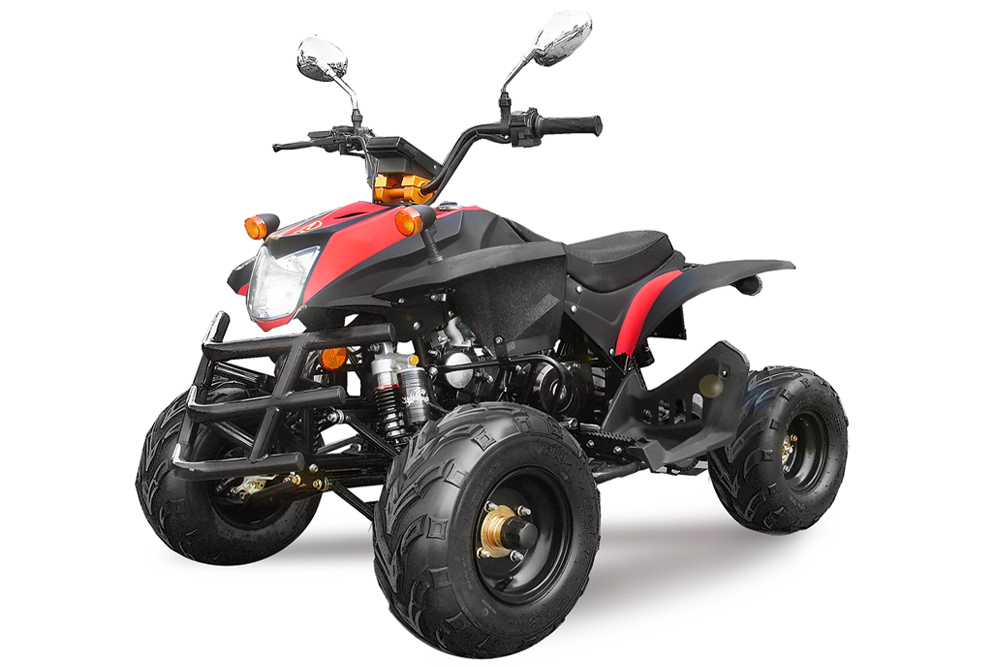 quad atv 50cc eec crusher 4 takter 45 km h mit. Black Bedroom Furniture Sets. Home Design Ideas