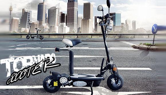 elektro scooter 500 watt 36 volt stra enzulassung. Black Bedroom Furniture Sets. Home Design Ideas