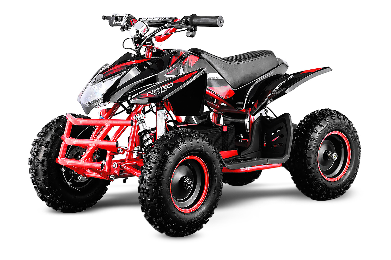 elektro quad nitro jumpy 48 volt 1000 watt motocross. Black Bedroom Furniture Sets. Home Design Ideas