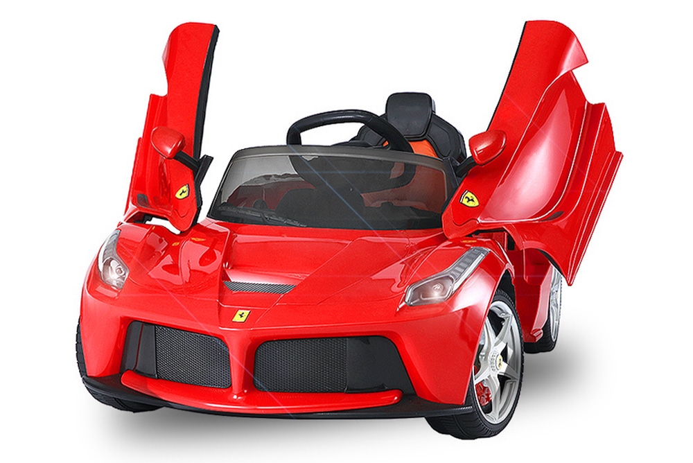 menila gmbh lizenz kinder elektro auto ferrari laferrari. Black Bedroom Furniture Sets. Home Design Ideas