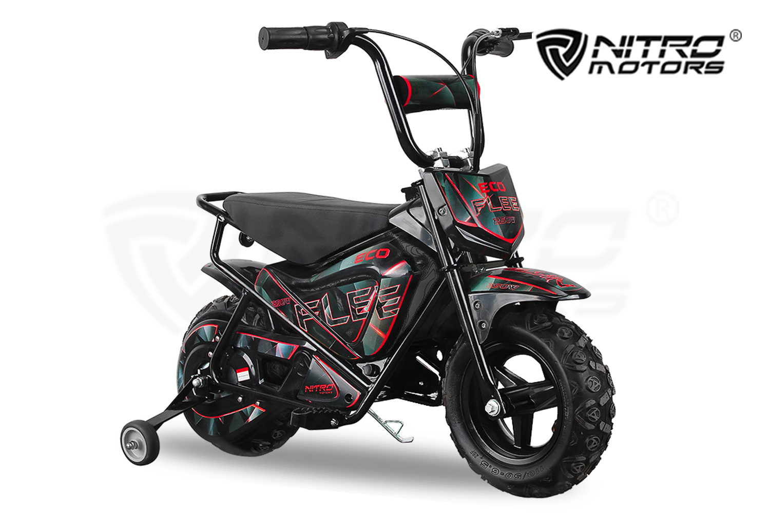 250w 24v eco flee elektrobike dirtbike crossbike. Black Bedroom Furniture Sets. Home Design Ideas