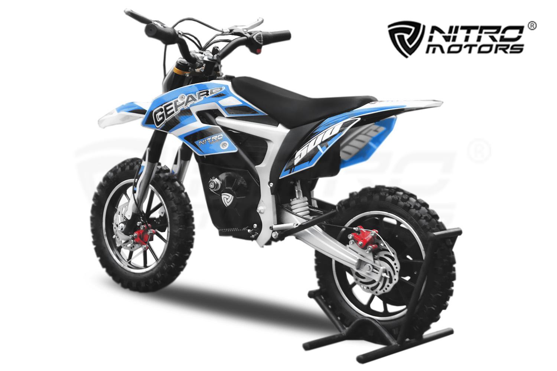 elektro kinder dirt bike mit lithium akku motocross. Black Bedroom Furniture Sets. Home Design Ideas