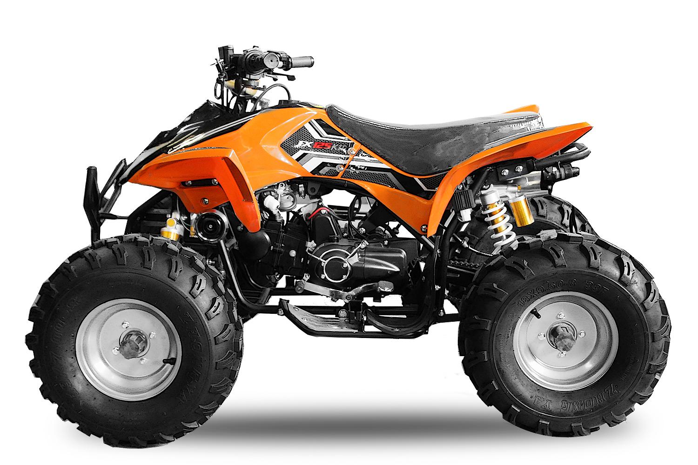 quad 125cc 8 zoll 3 gang r ckwertsgnag motocross. Black Bedroom Furniture Sets. Home Design Ideas