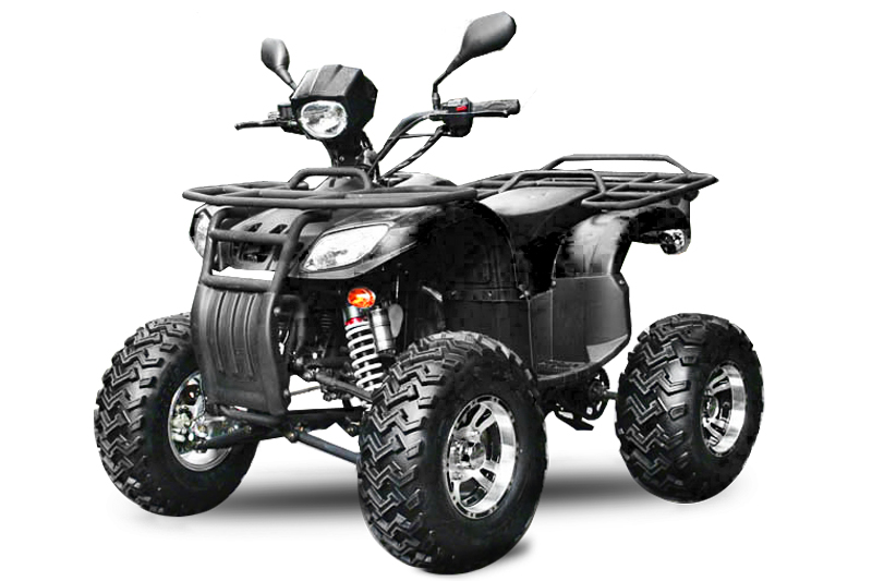 montiert 250cc egl farmer quad atv mit alu r der. Black Bedroom Furniture Sets. Home Design Ideas