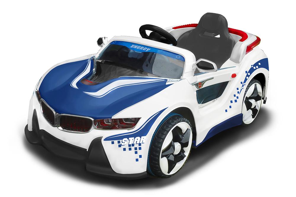 elektroauto kinderauto kinderfahrzeug fernbedienung rc concept bmx kidcar kaufen bei. Black Bedroom Furniture Sets. Home Design Ideas