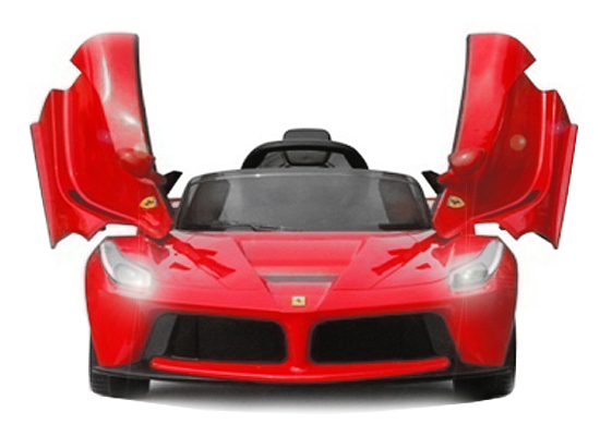 menila gmbh lizenz kinder elektro auto ferrari laferrari 2x 25w 12v. Black Bedroom Furniture Sets. Home Design Ideas