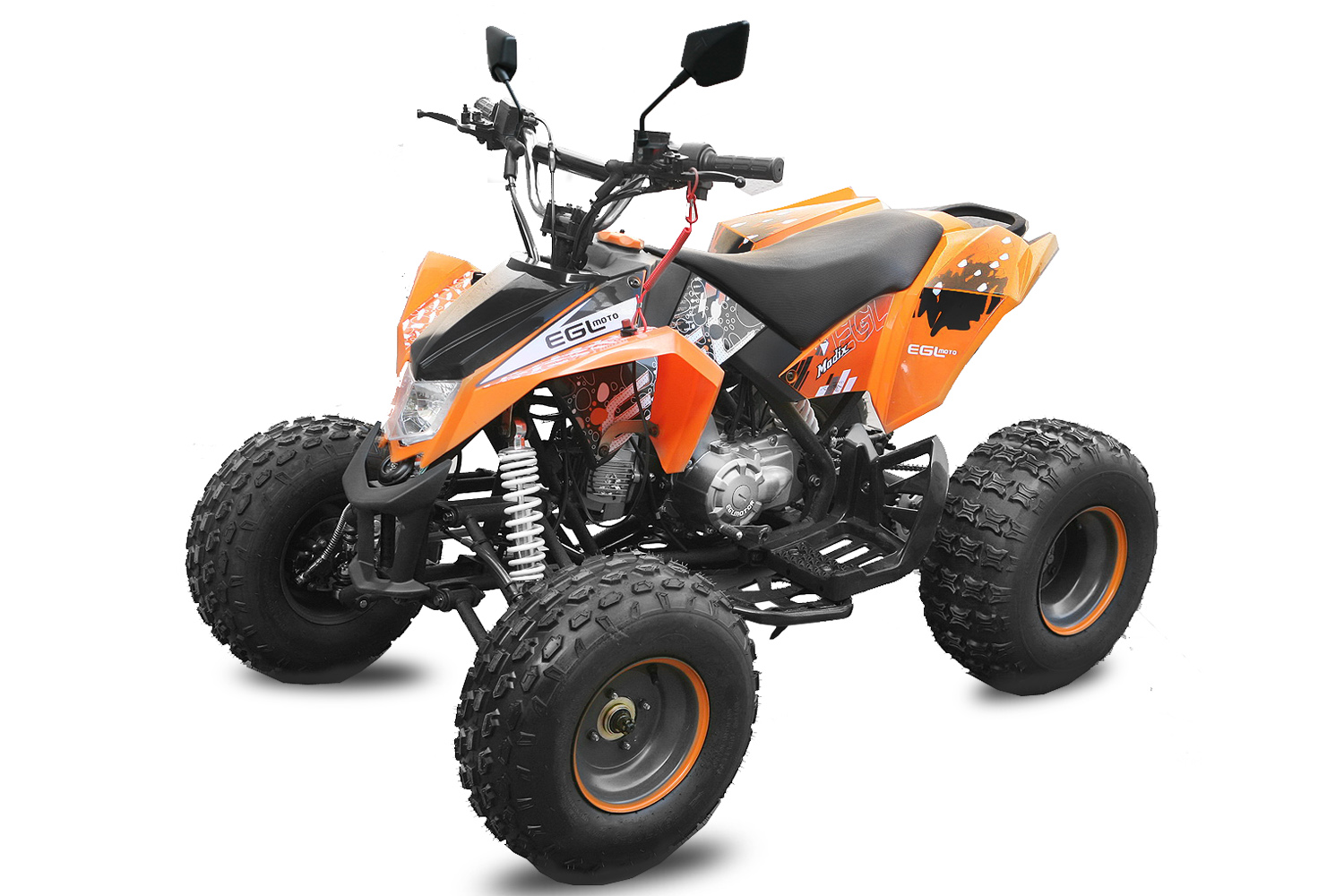quad atv 50cc maddix 4 takter 45 km h mit stra enzulassung ab 16 jahren. Black Bedroom Furniture Sets. Home Design Ideas
