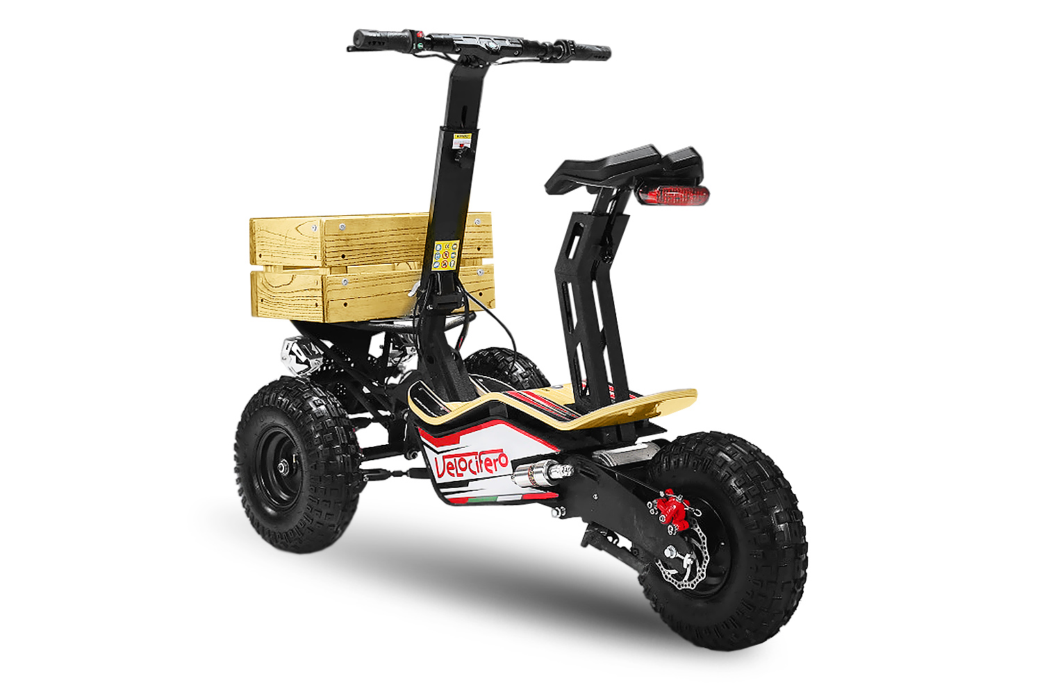 madtruck elektro scooter 2000w 60v 6 zoll elektro quad shop. Black Bedroom Furniture Sets. Home Design Ideas