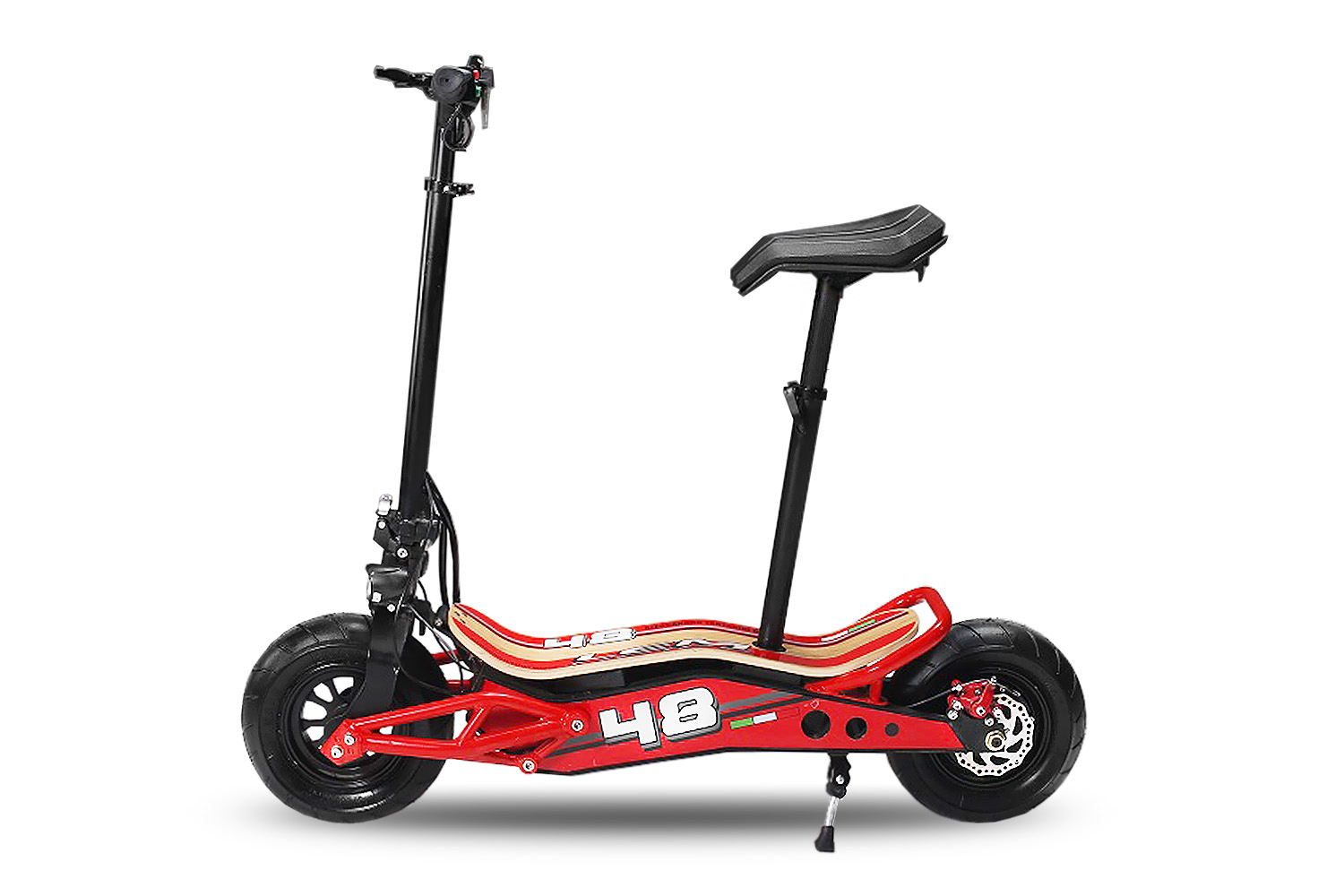 800w 36v minimad 800 elektro scooter 6 5 zoll. Black Bedroom Furniture Sets. Home Design Ideas