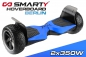 2x 350W Smarty Hoverboard 8.5 Zoll Berlin Offroad Brushless Balanceboard