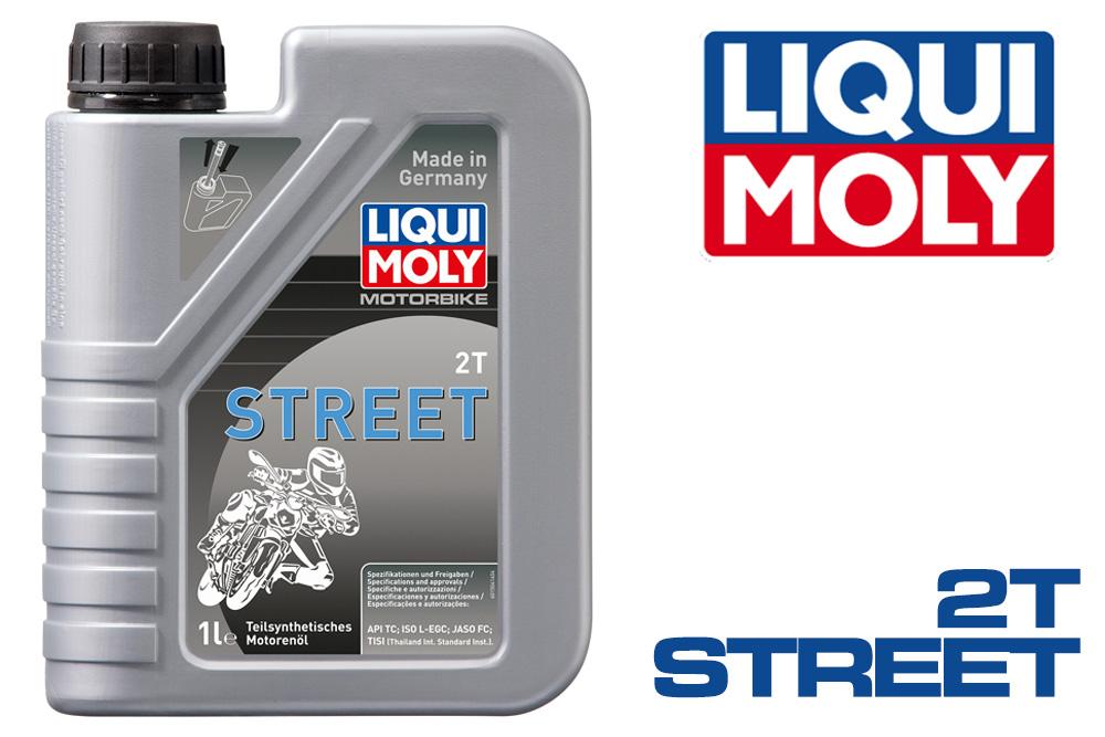 liqui moly motorbike 2t street motor l 2 takt. Black Bedroom Furniture Sets. Home Design Ideas