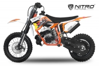 "NITRO Motors 50cc NRG 50 12""/10"" RS New Design"