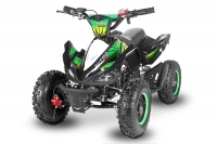 49cc Python Deluxe E-Start Miniquad | Atv Kinderquad Cross Pocketquad