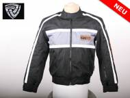 NITRO MOTORS KINDERJACKE RACING TEAM KINDER BLACK