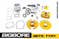 Bigbore Tuning Parts Set 5 TYP1