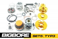Bigbore Tuning Parts Set 5 TYP3