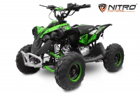 Nitro Motors Avenger mini quad 125cc | 6 Zoll | E-Start Automatik + RG