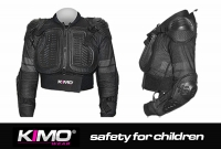 KIMO Jacket Protector One for Children | Safety for Children