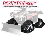 ATV Raupen Ketten Kit Snowcat B4 Caterpillar 4x4