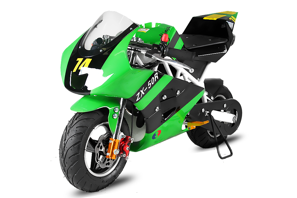 pocket bike rocket 49cc motocross kindermotorrad pit. Black Bedroom Furniture Sets. Home Design Ideas