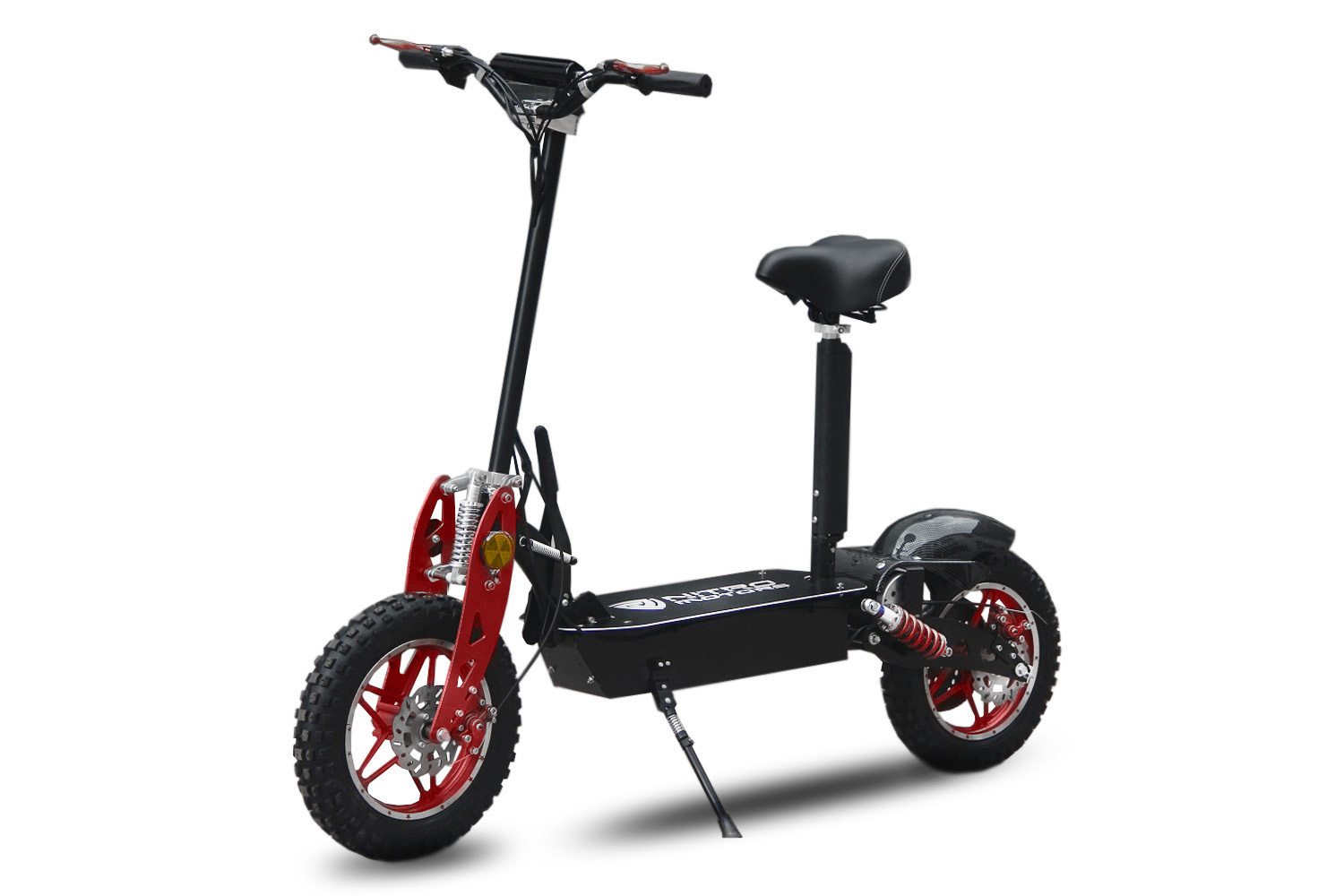nitro motor elektro scooter 10 zoll reifen 48 volt 1000. Black Bedroom Furniture Sets. Home Design Ideas