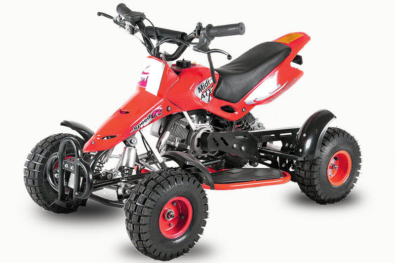49cc 2 takt quad nitro motocross kindermotorrad pit dirt. Black Bedroom Furniture Sets. Home Design Ideas