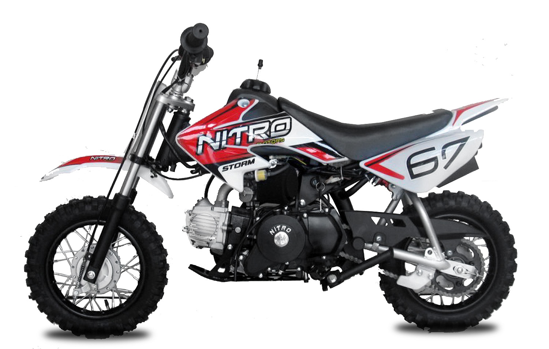 nitro storm 4 takt automatik kinder cross bike 10 zoll. Black Bedroom Furniture Sets. Home Design Ideas