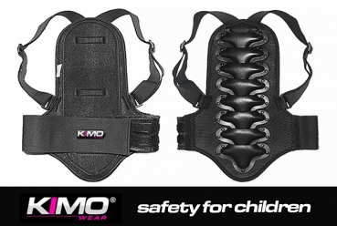 KIMO Back Protector One | Safety for Children |  Schutzbekleidung Kinder