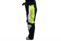 KINDER MOTORRADHOSE NITRO Race Team Green