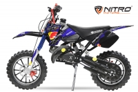 Nitro Motors Coyote 49cc Dirtbike 10 Zoll Crossbike