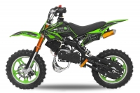 49cc Dirtbike Apollo E-Start | Croxx | Minibike | Racing | Pocket