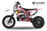 "NITRO Motors 50cc NRG 50 12""/10"" New Design"