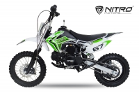 "110cc Dirtbike Storm 14/12"" V2 Automatic / E-Start with New Design"