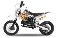 125cc Dirtbike Storm 14/12 | 4-Gang | Kick-Start | New Design