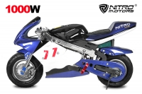 1000W Eco Pocketbike Mini Cross Minibike Racing