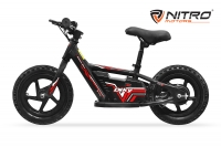 Nitro Motors Kinder Elektro Balance Bike Diky 180W 12 Zoll 24V Lithium-on Batterie